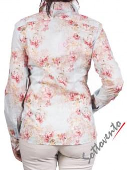 Рубашка голубая с розовым  Coast Weber 55820-09634. Image 1