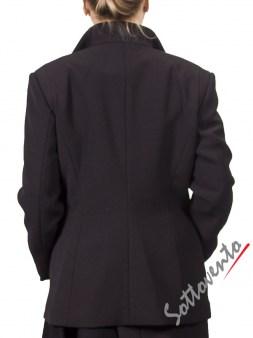 Пиджак черный MALLONI 50113. Image 1