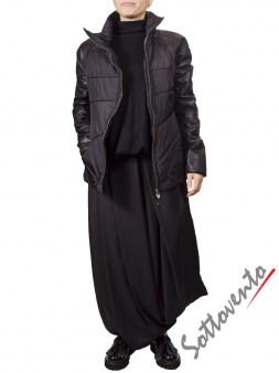 Куртка  чёрная MALLONI 50102. Image 0