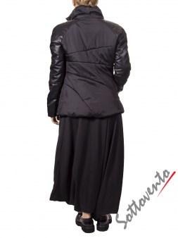 Куртка  чёрная MALLONI 50102. Image 1