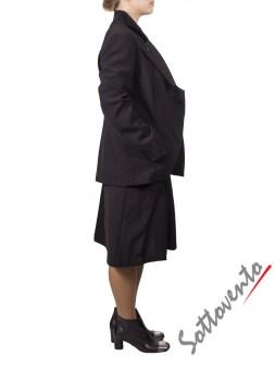 Пиджак черный MALLONI 50113. Image 3