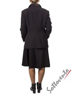 Пиджак черный MALLONI 50113. Image 4