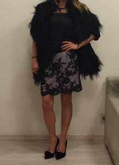 Платье чёрное Ki6? Who are you? Image 1