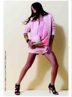 Пиджак розовый Deha Image 0