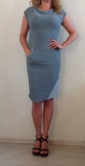 Платье голубое Malloni 20288 Image 1