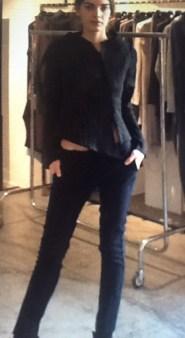 Кофта черно-синяя Malloni 25212 Image 0
