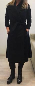 Полупальто без рукавов черное I.Marras 119105 Image 1