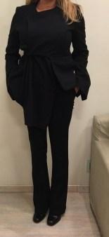Пиджак черный Malloni 50112S004 Image 2