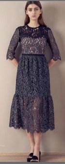 Платье серое кружева SFIZIO арт.6336 Image 0