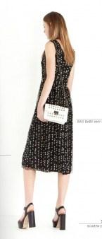 Платье черное тюль Ottod`Ame арт.2963 Image 1