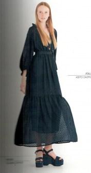 Платье темно-синее Ottod`Ame арт.2923 Image 0