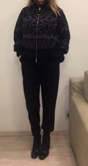 Пиджак син.черный HIGH арт.751960 Image 0
