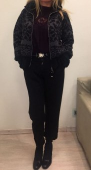 Пиджак син.черный HIGH арт.751960 Image 1