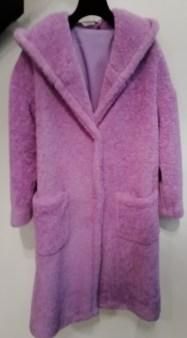 Пальто фиолетовое арт.KF94WKL Imperial Image 1