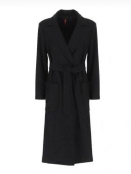 Пальто черное арт.KF99WLP Imperial Image 1