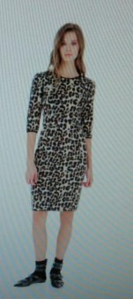 Платье тигр арт.AYX7WLH Imperial Image 0