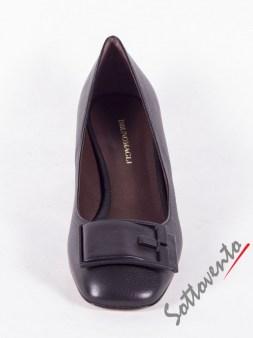 Туфли чёрные LEIPSOI Bruno Magli Image 2