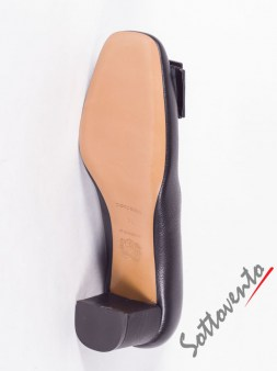 Туфли чёрные LEIPSOI Bruno Magli Image 5