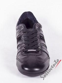 Кроссовки чёрные BAI Richmond Image 2
