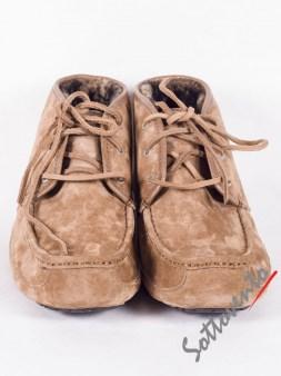 Ботинки светло-коричневые UGG 1003526 Image 1