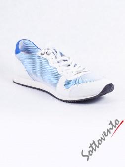 Кроссовки бело-голубые Richmond 2638 Image 2