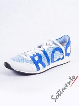 Кроссовки бело-голубые Richmond 2638 Image 3
