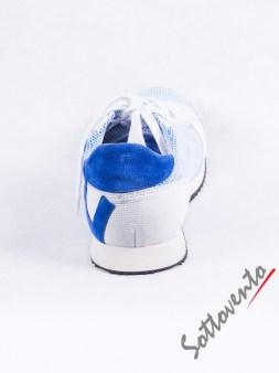 Кроссовки бело-голубые Richmond 2638 Image 4