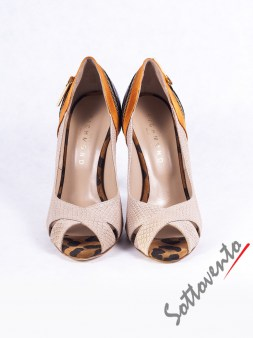 Туфли бежево-оранжевые Richmond 2765 Image 1