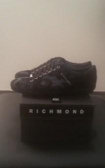 Кроссовки черные Richmond 4514 Image 1
