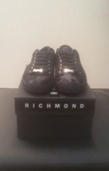 Кроссовки черные Richmond 4514 Image 0