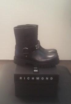 Сапоги черные с пряжкой Richmond 6317 Image 1