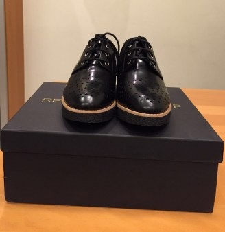 Ботинки черные R.Minkoff М470 Image 1