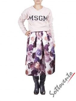 Толстовка MDM94.  MSGM Image 5